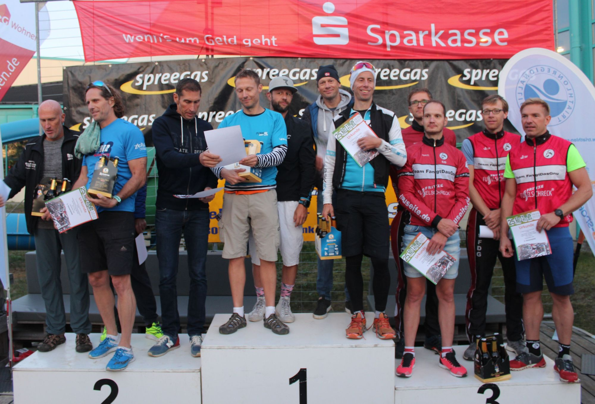 2019 Cottbus RL Ost Masters Tageswertung SE